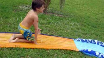 Slip & Slide Reviews: A Fun Summer Outdoor Activity For Kids