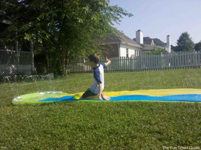 slip u0026 slide reviews a fun summer outdoor activity for kids the