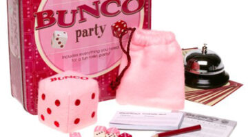 Bunco Party Ideas – This Dice Game Is FUN!