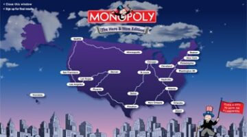 They're Changing The Monopoly Board!… You Can Pick Which Cities & Landmarks Are Included