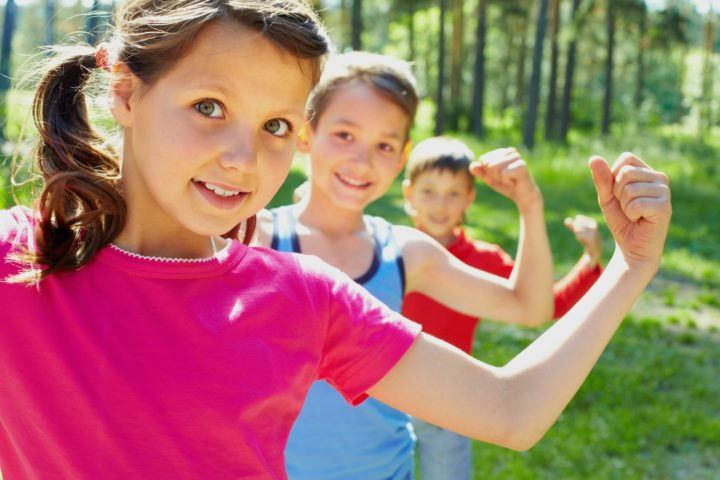 Fun Outdoor Games For Kids: 3 Physical Education Games For Children's Birthday Parties Or Neighborhood Fun