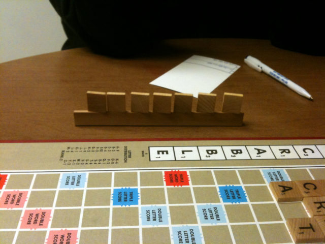 Acceptable Two Letter Scrabble Words The Family Games Guide