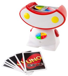 UNO Roboto - another UNO card game variation